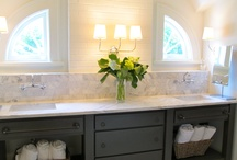 Bathrooms / by Kelly James