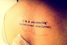 Tattoos & Piercings / by Leanne Wendelborn