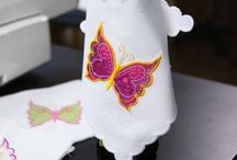 Be Craftsy! Digitize Machine Embroidery Designs / Embroidery designs by students on Craftsy:  Digitizing Machine Embroidery Designs   / by Cookie Gaynor