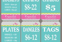 Origami Owl / Ideas on how to wear the jewelry