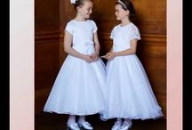White Communion Dresses / White Communion Dresses - Hundreds of First Communion Dress in stock, buy online or instore #communion