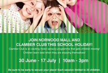Clamber Club Parties Sandton / Obstacle Course Parties and Entertainment for children. Games to play etc.