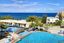 Porto Angeli Beach Resort Stegna Rhodes Greece