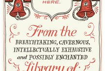 bookplates / by Lisa Guidarini