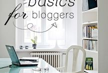 Blogging and Social Media / Ideas and resources for creating and maintaining a productive blog and social media presence