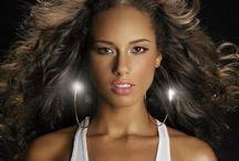 Alicia Keys / by Björn Fischer