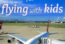 Travel with Kids / Tips, tricks and fun information for planning trips with kids!