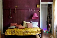 Home Inspiration - bohemian/eclectic style