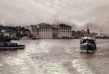 Gün olurki eski günler / Eski istanbul resimleri
