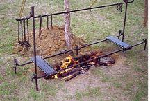 Blacksmith braai