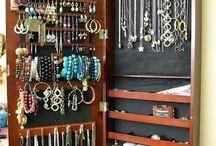 Juwelery cupboard