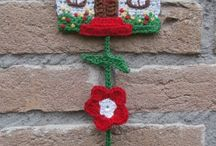 Crochet / Crocheted items which I might like to make one day