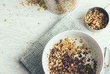 Muesli | Granola | Porridge
