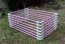 Pvc Pipe Fence