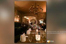 Gastronomie und Hotels mit MSD-Steinpaneelen