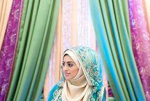 ازياء محجبات _ Hijabi fashion