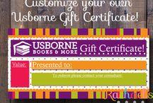 Usborne Books-promoting literacy