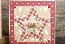 Dovecraft Christmas Basics / Get into the holiday spirit with Dovecraft's Christmas Basics papercraft collection! The on-trend kraft papers are adorned with red and beige patterns of reindeers, holly, Christmas trees, candy canes and more to give each craft you make this season, a festive feel! Adorn your make with glitter stickers, glitter glue, tags, wooden shapes, gems, pearls and even recreate the sound of Santa's reindeers with the gold and silver jingle bells!
