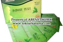Tissue Double Majakani / Tissue kesehatan yang digunakan untuk menjaga kebersihan dan kesehatan organ intim. Dengan formula bebas alkohol , ph balance dan extrak bahan alami, menjadikan sebagai pembasuh yang sangat lembut, aman, bebas iritasi dan segar sepanjang hari. http://tokoarkananta.com/tissue-majakani/