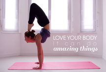Yoga / roll out your mat and do it! / by Johanna Schropp