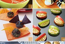 Halloween Party Ideas / by Erin Cullather