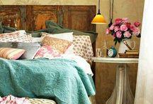 Master bedroom / by Jennifer Cranstone