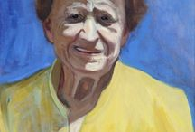 Iwona Golor portraits / Examples of my portraits. Oil on canvas