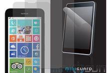Lumia 630 Screen Protectors | MiniSuit