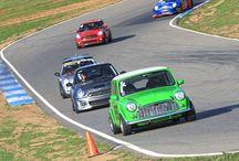 MINI Thunder / The Best MINI/Mini HPDE in the West - Copyright MotorWerks Magazine