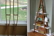 Trash to Treasure / If you're into recycling your neighbor's leftovers, here are some projects we found inspiring and intriguing!