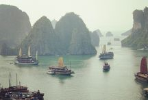 Holiday places I've seen in Vietnam