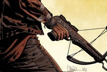 The Walking Dead Comic / by The Walking Dead Fourms
