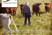 Thank a Farmer  / Thank a Canadian Beef Farmer #CDNBeefFarmer