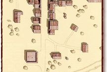 WESTERN (Maps, buildings, teritory)