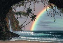 Somewhere over the Rainbow!!!!! / Rainbows / by Marie Murgatroyd