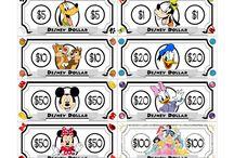 bankovky pre deti