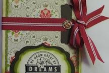 """Stampin Up, """"Dreams Du Jour"""" Stamp Set"""