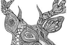 Doodle-animal