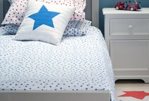 Stars and Stripes / Our Willow and Me Stars and Stripes Children's Room Collection