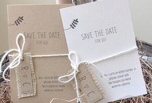 Invitations / by Kaycee Brewer