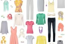 Light spring wardrobe