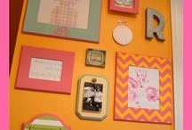 Hailey's Room Wall Ideas / by Katie Honeycutt