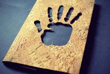 Booklets / Handmade booklets lasercutter