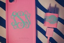 Everything's better monogrammed  / by Kaitlyn Parker