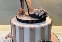 신발 케익