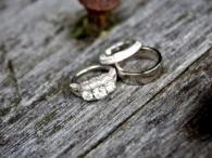Adirondack Rings / Gorgeous rings in Adirondack settings.
