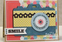 Scrapbooking- Ideas for cards 2