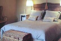 Moodbord slaapkamer