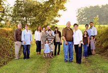 Linkert Family picture ideas / by Carrie Kraft