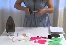 15-) Applique & Machine Embroidery ( Hobi Aplike & Makine Nakışı )